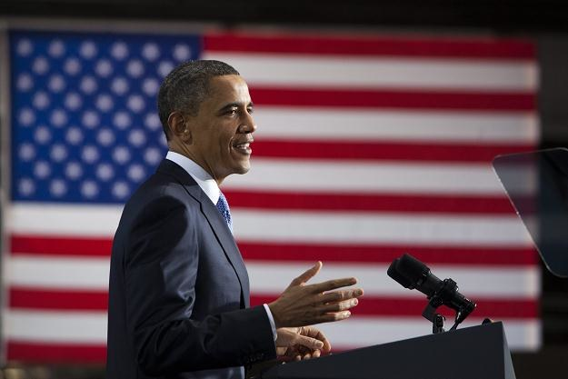 Prezydent USA Barack Obama /AFP