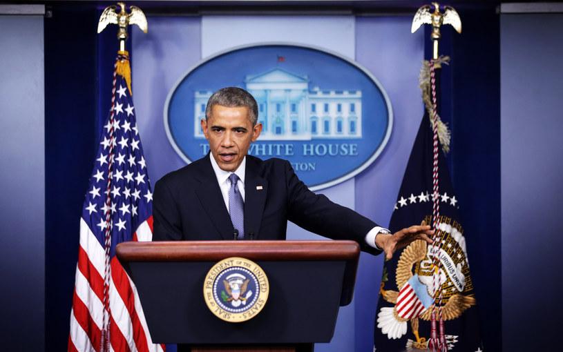 Prezydent USA Barack Obama /Getty Images