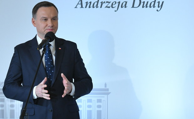 Prezydent: Ustawy o KRS i SN muszą być przyjęte do końca roku