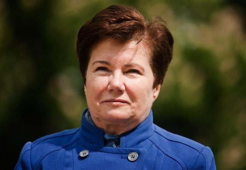 Prezydent Warszawy Hanna Gronkiewicz-Waltz /Adam Guz /Reporter