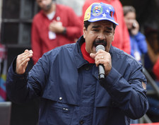 Prezydent Wenezueli o aresztowaniach: Plany zamachu na moje życie