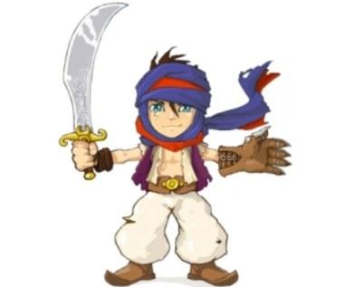 Prince of Persia również na DS-ie