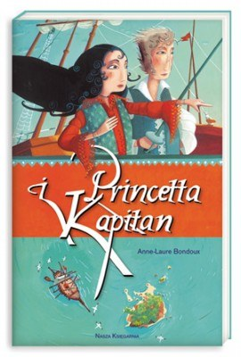 """Princetta i kapitan"" /materiały prasowe"