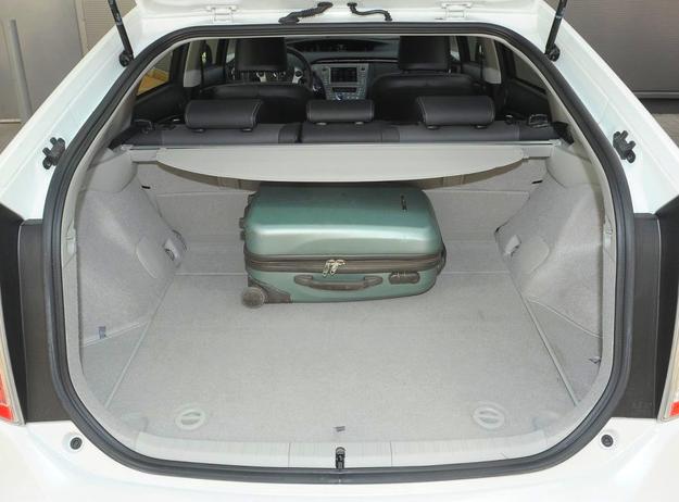 prius bagażnik /Motor