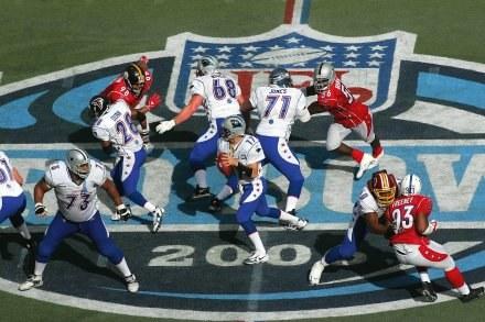 Pro Bowl będzie można obejrzeć w NASN /AFP