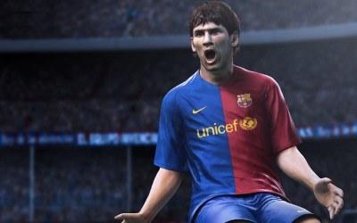 Pro Evolution Soccer 2010 - motyw z gry /Informacja prasowa