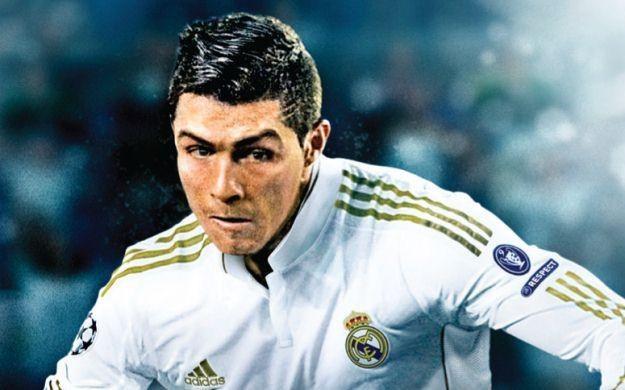 Pro Evolution Soccer 2012 i Cristiano Ronaldo na okładce gry /Informacja prasowa