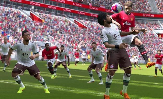 Pro Evolution Soccer 2015 /materiały prasowe
