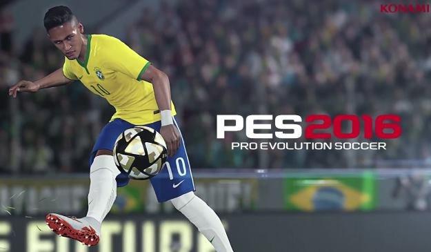 Pro Evolution Soccer 2016 /materiały prasowe