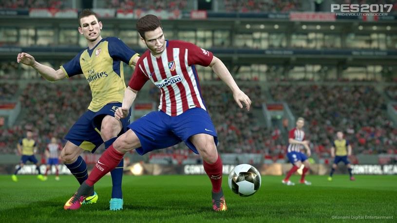 Pro Evolution Soccer 2017 /materiały prasowe