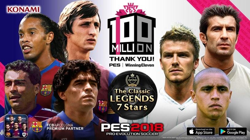 Pro Evolution Soccer /materiały prasowe