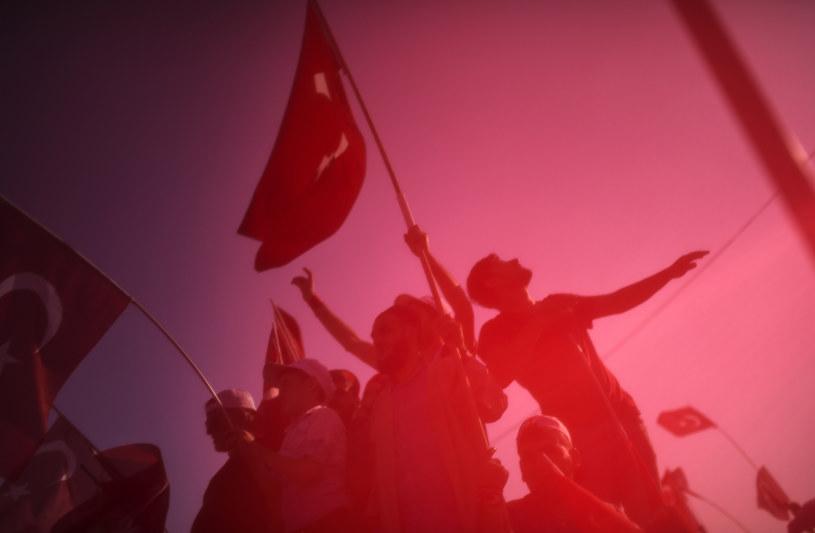 Próba zamachu stanu w Turcji miała miejsce 15 lipca, została krwawo stłumiona /BULENT KILIC / AFP /AFP