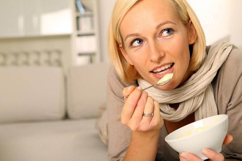 Probiotyki znajdują się też w produktach mlecznych /© Panthermedia