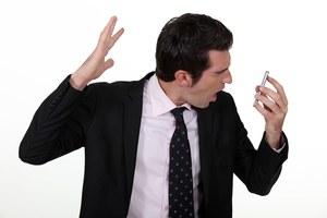 Problem ze smartfonem - co najczęściej psuje się w telefonach?