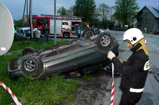Problemem są stare samochody /