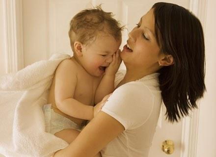 Problemy gastryczne nie omijają najmłodszych /© Panthermedia