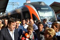 Problemy Saakaszwilego w Przemyślu