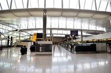 Problemy w ruchu lotniczym nad Londynem