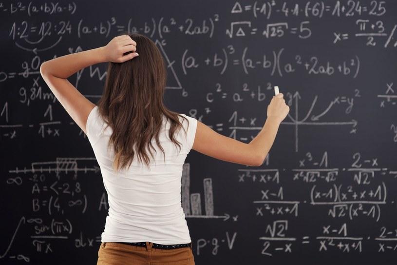 Próbny egzamin gimnazjalny z matematyki już 16 kwietnia! /123RF/PICSEL