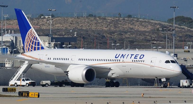 Próbny lot samolotu Dreamliner 787 /ROBYN BECK /AFP