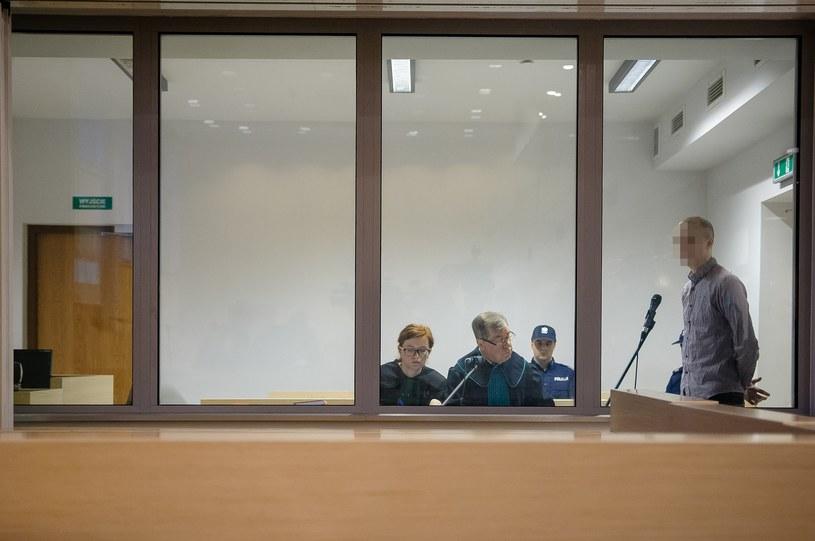 Proces Adama Z. /Jacek Trublajewicz /Reporter