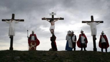 Procesja w Górce Klasztornej /arch. AFP
