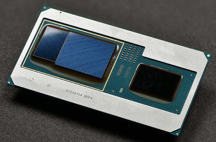 Procesor Intel Core ósmej generacji ze zintegrowaną grafiką Radeon RX Vega M. /materiały prasowe