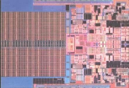 Procesor o nazwie kodowej Penryn z 45-nanometrowymi tranzystorami /materiały prasowe