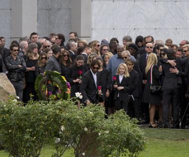 Prochy Chrisa Cornella pochowano na cmentarzu w Los Angeles