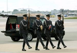 Prochy pierwszego dowódcy Dywizjonu 303 sprowadzone do Polski