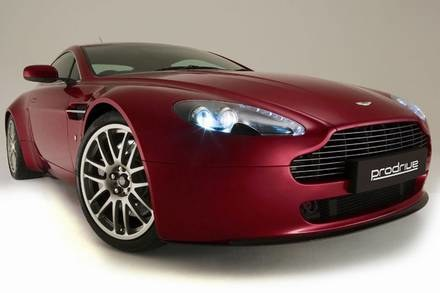 Prodrive aston martin vantage V8 / Kliknij /INTERIA.PL