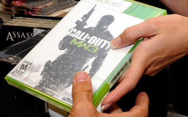 Producenci konsoli do gier chcą walczyć z rynkiem gier używanych. Jak zareagują gracze? /AFP