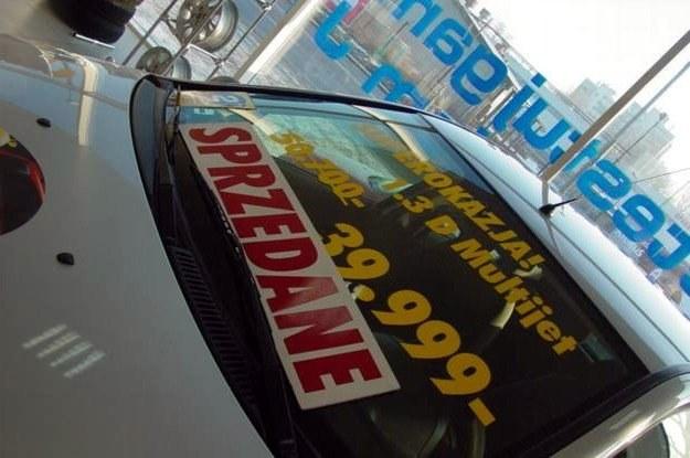 Producenci obniżają ceny samochodów z silnikami EuroIV /INTERIA.PL