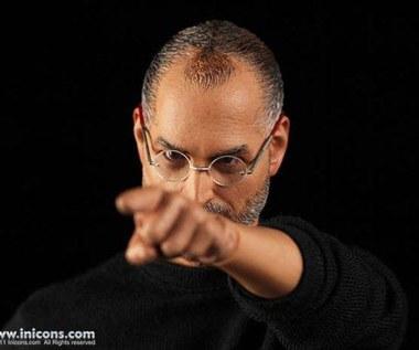 Produkcja kontrowersyjnych figurek Steve Jobsa anulowana