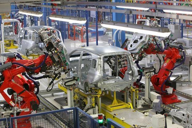 Produkcja nowego Fiata Panda we włoskiej fabryce /