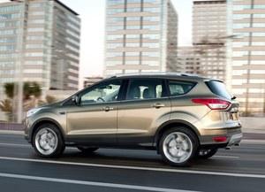 Produkcja nowego modelu odbywa się w Hiszpanii, Chinach i USA. /Ford