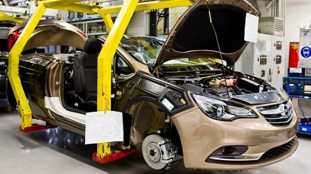 Produkcja Opla Cascada w Gliwicach /Opel