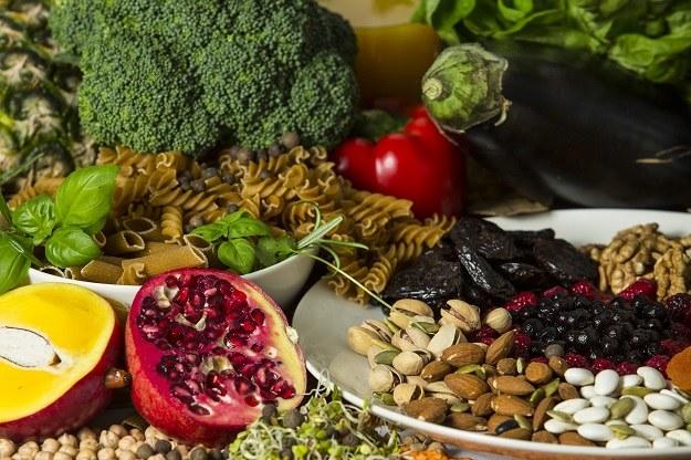 Produkty z grupy super żywności są wykorzystywane m.in. w diecie anti-aging /materiały promocyjne