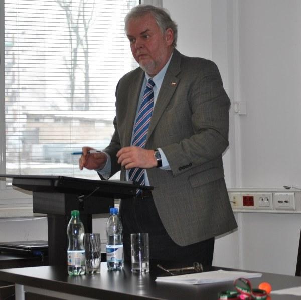 Prof. Andrzej Rychard /Dariusz Jaroń /INTERIA.PL