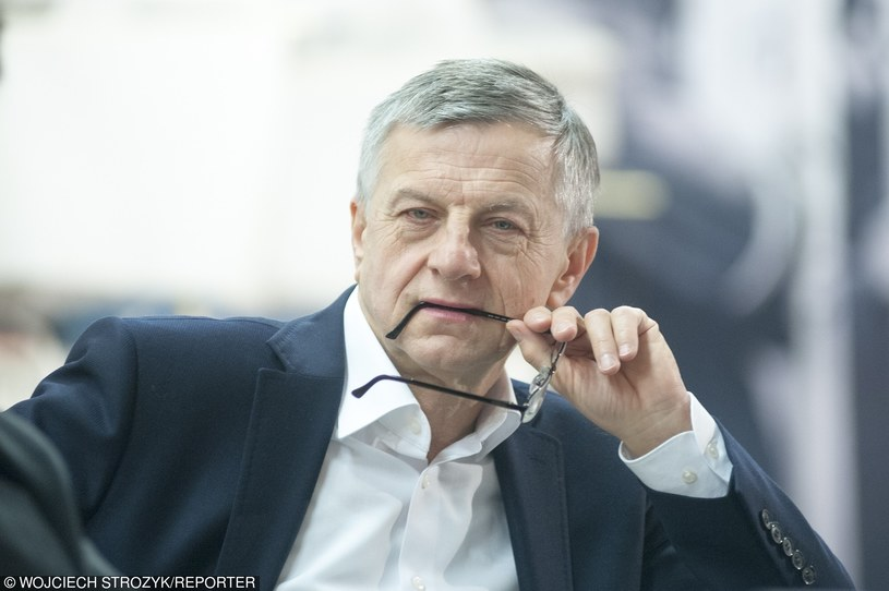 prof. Andrzej Zybertowicz, doradca prezydenta RP /Wojciech Stróżyk /Reporter