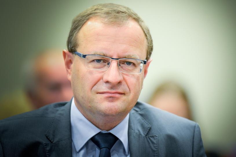 Prof. Antoni Dudek /Piotr Kamionka /Reporter