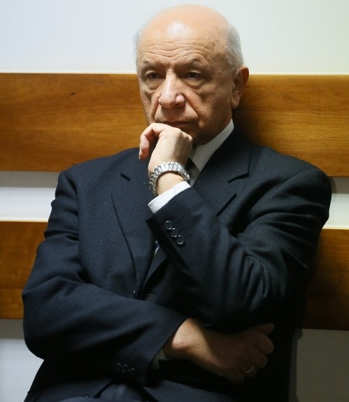 Prof. Bogdan Chazan /PAP/Paweł Supernak /PAP