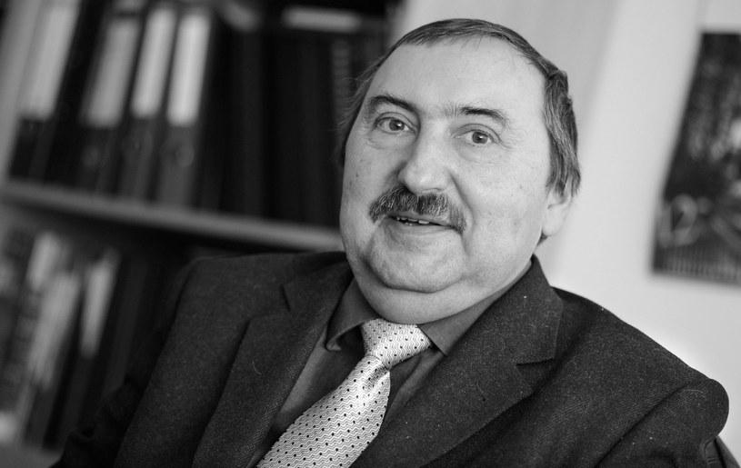 Prof. Bogusław Banaszak /Michał Pawlik /East News