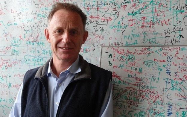 Prof. dr hab. Karol Życzkowski, Instytut Fizyki UJ /Grzegorz Jasiński /RMF FM