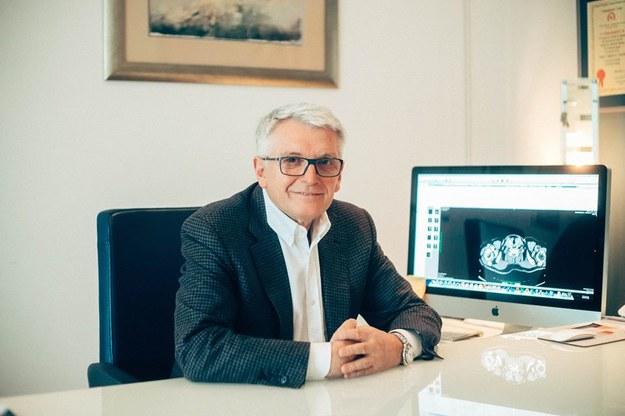 Prof. dr hab. n. med. Andrzej Bochenek /materiały prasowe