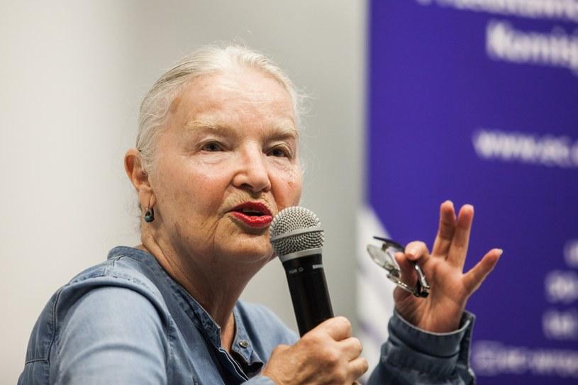 Prof. Jadwiga Staniszkis /Magda Pasiewicz /East News