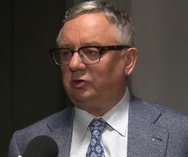 Prof. Janusz Filipiak o postawie Cracovii. Wideo