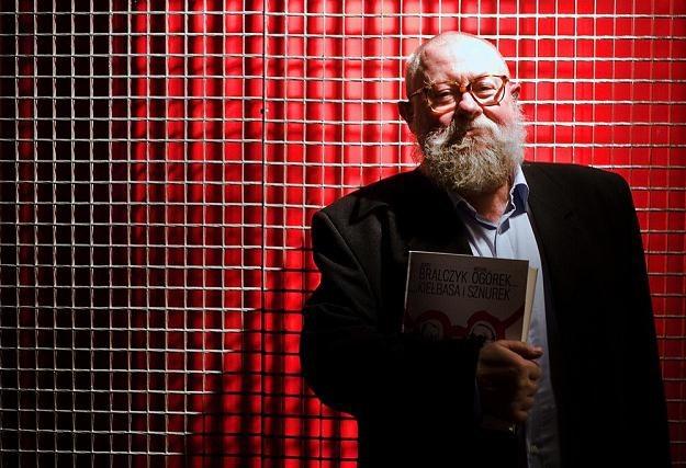 Prof. Jerzy Bralczyk, fot. A. Guz /Reporter