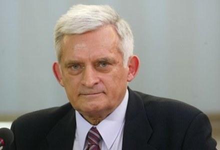 Prof. Jerzy Buzek jest Przewodniczącym Europlamentu./fot. J. Zdzarski /Agencja SE/East News