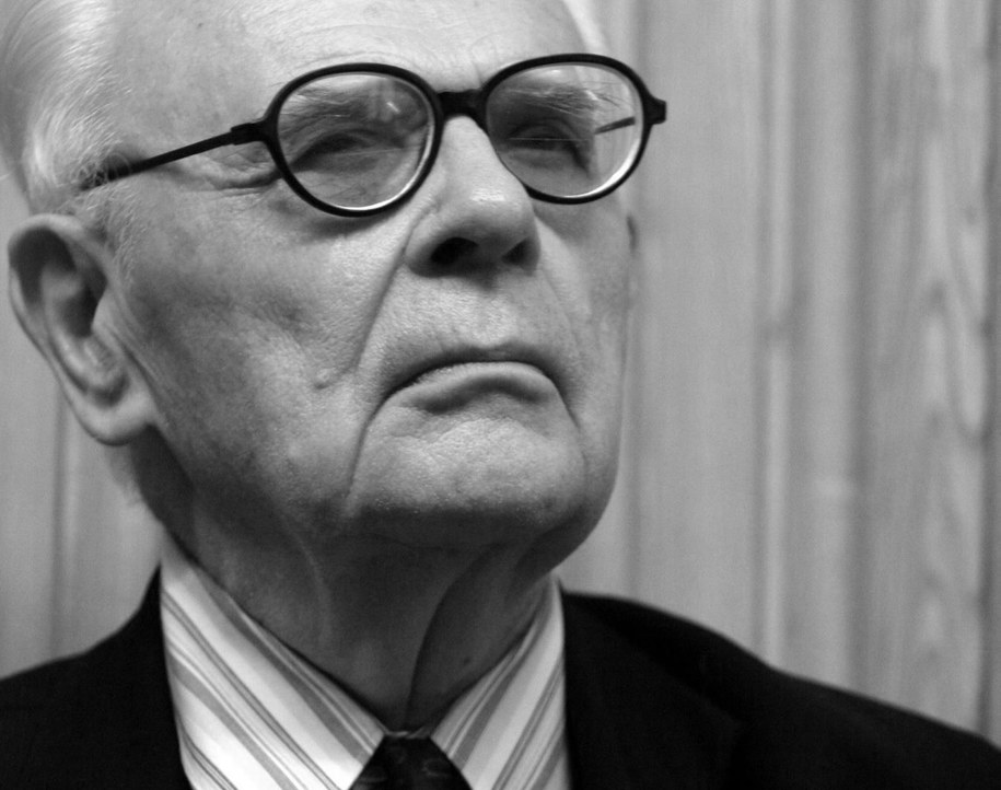 Prof. Jerzy Kłoczowski /Tomasz Gzell /PAP